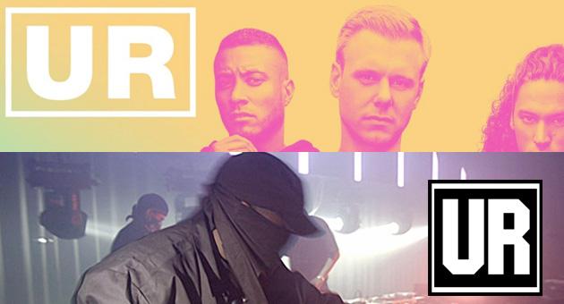 Armin Van Buuren y Hï Ibiza retiran el logo de U R