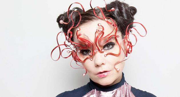 """Björk publicará un libro musical """"34 Scores"""""""
