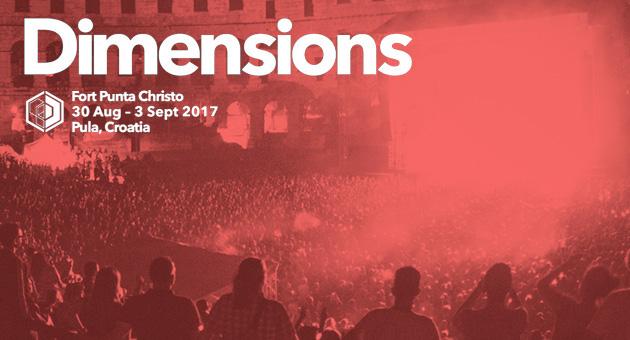 Dimensions Festival 2017 completa su cartel