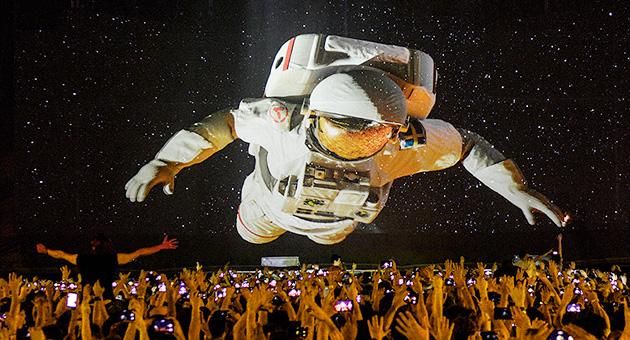 Eric Prydz estrena su majestuoso Epic 5.0