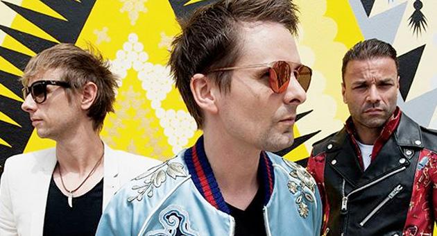 """Muse estrena su nueva canción """"Dig Down"""""""