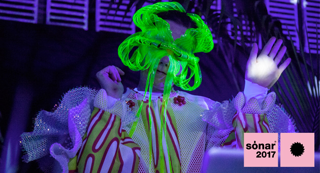 Björk completa la programación de Sónar 2017