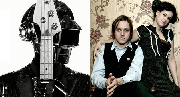 Daft Punk co-produce la nueva canción de Arcade Fire