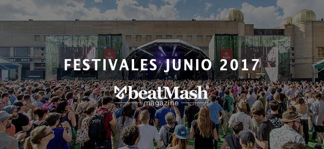 Festivales 2017 – Junio