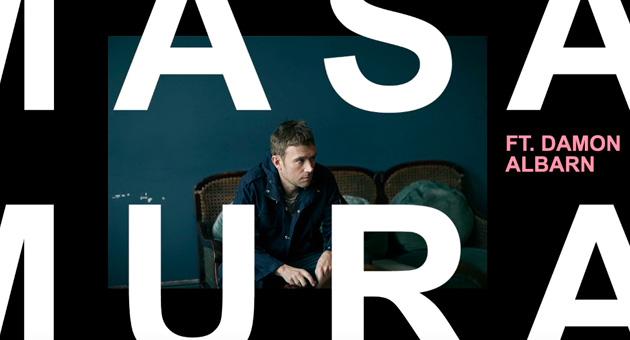 Mura Masa estrena su canción con Damon Albarn