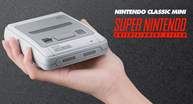 Vuelve la consola Super Nintendo