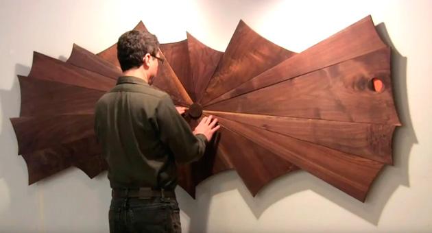 Esculturas convertidas en instrumentos por Ed Potokar