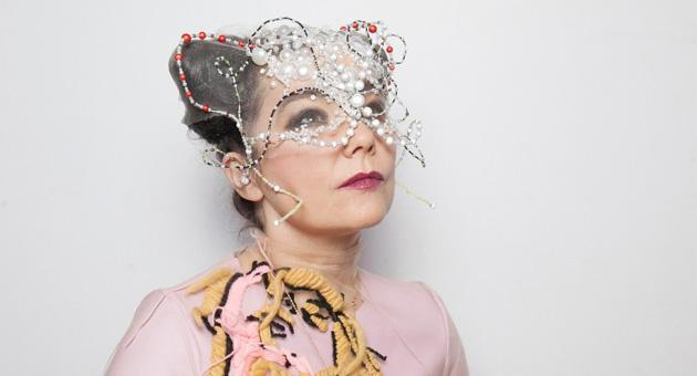 Björk habla sobre su inminente nuevo álbum