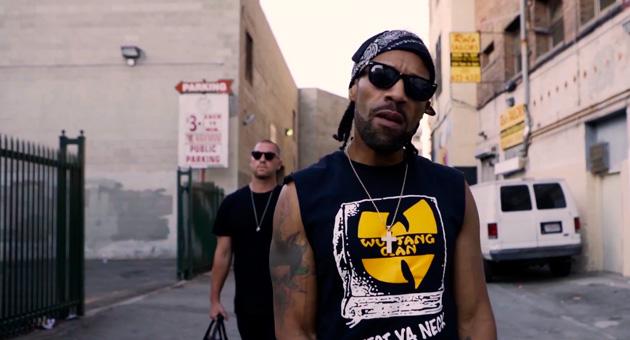 """Datsik estrena vídeo con Redman """"Monster"""""""