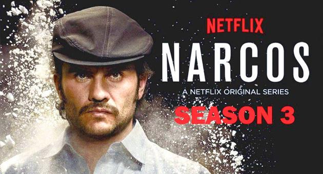 Narcos, tráiler oficial de la tercera temporada