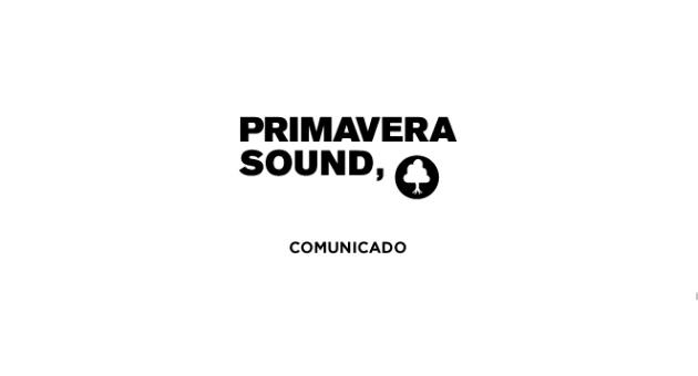 El comunicado de Primavera Sound sobre la situación en Cataluña enciende las redes