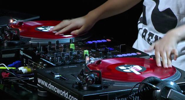 Rutina con la que DJ Rena de 12 años ha ganado la DMC de 2017