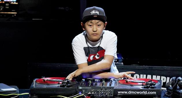El mejor DJ del mundo de 2017 tiene 12 años, Dj Rena gana la DMC
