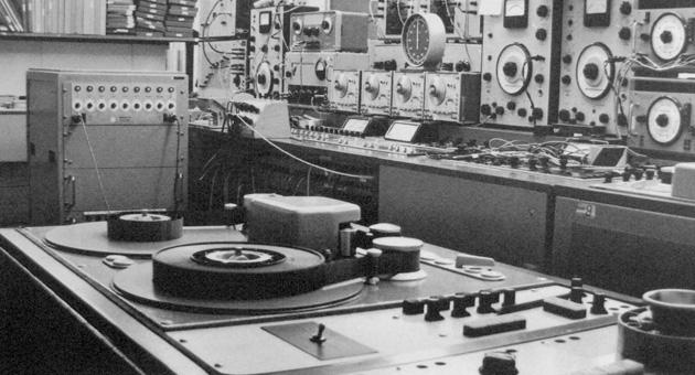 El primer estudio para crear música electrónica cumple 66 años