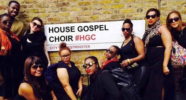 """House y un coro de Gospel en lo nuevo de Riton con MNEK """"Deeper"""""""