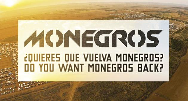 ¿Regresa Monegros Desert Festival?
