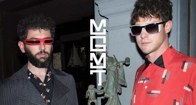 MGMT al Mad Cool Festival 2018