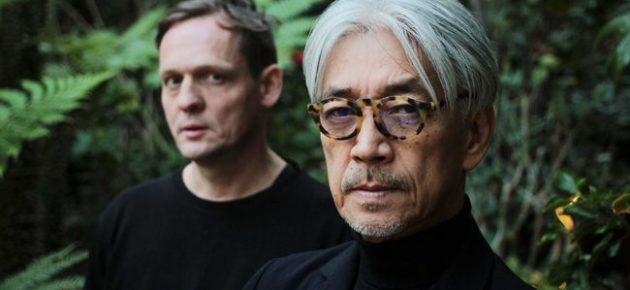 Ryuichi Sakamoto y Alva Noto trabajan en un nuevo disco