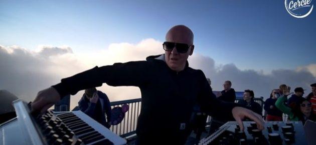 Live Electronic Music: Stephan Bodzin en Piz Gloria'18