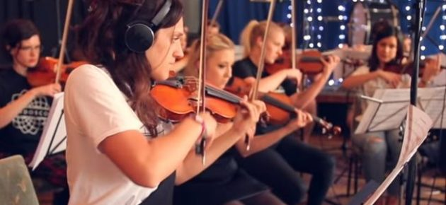 The Prodigy Orchestra Medley, tributo a Keith Flint