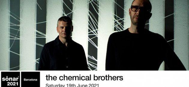 The Chemical Brothers confirmados para Sónar 2021